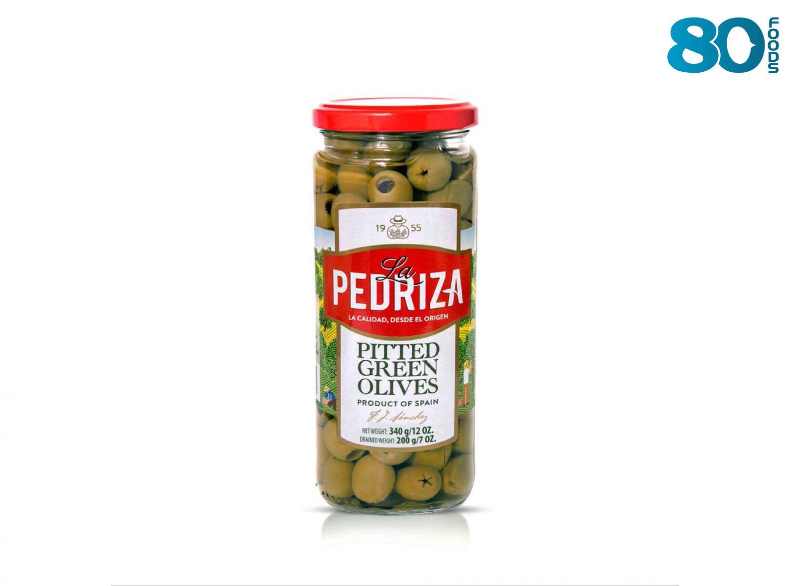 Olive Xanh Ttách hạt Pedriza