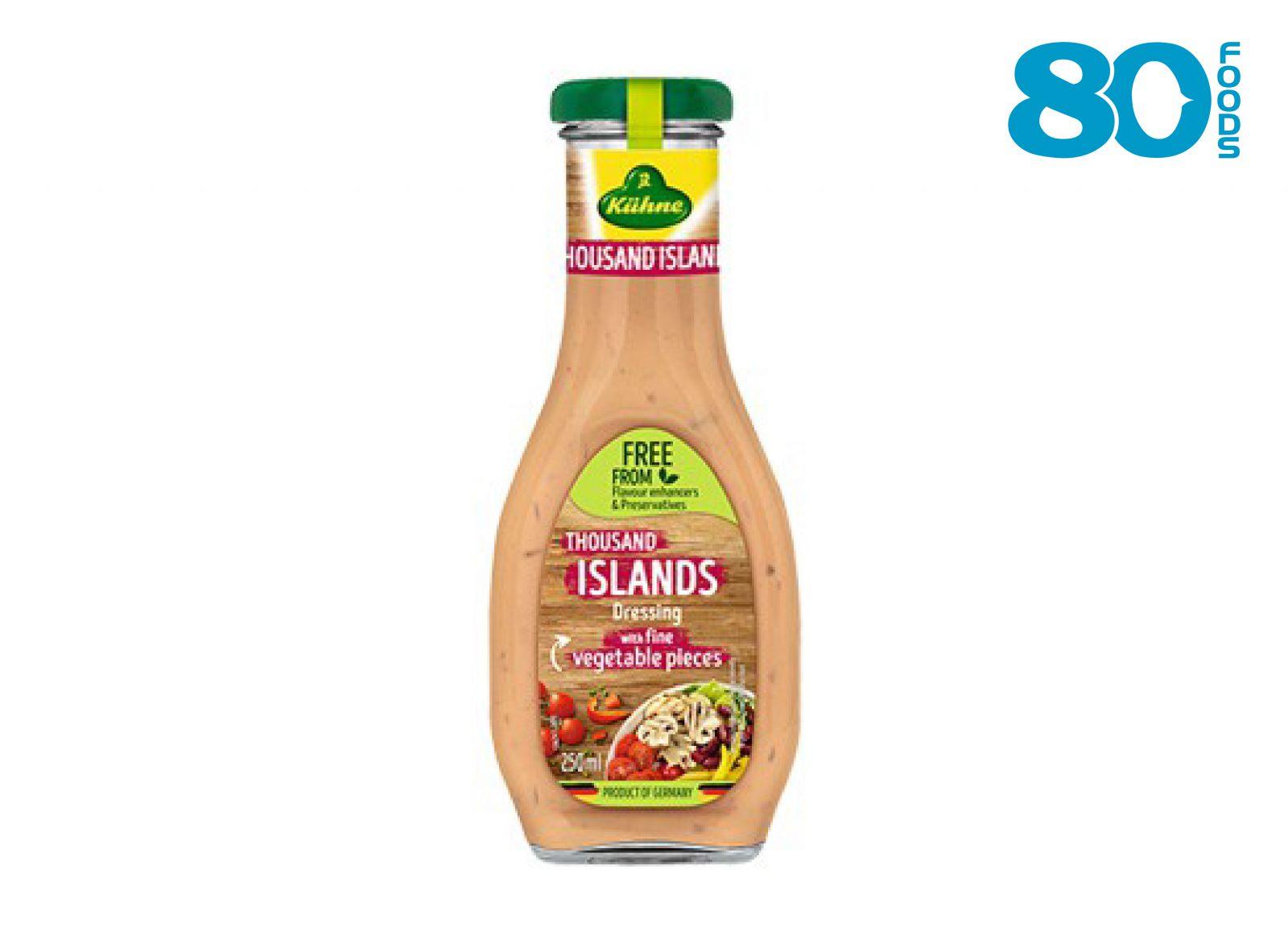 Sốt trộn Salad Thousand Islands Kuhne