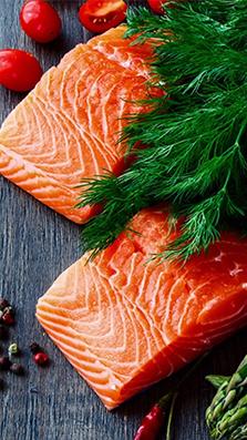 Cá & Hải sản nhập khẩu